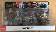 Zelda Breath of the Wild Champions Amiibo - Chose the one you want