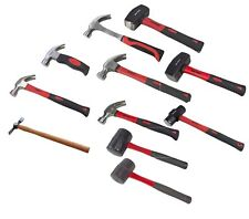 NEW 8OZ /16OZ /20OZ PIN/CLAW/BRICK HAMMERS LUMP/SLEDGE HAMMER MALLETS DIY TOOL