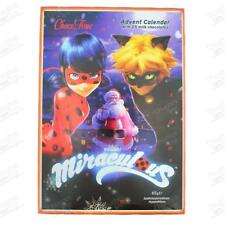 CALENDARIO ADVIENTO LADYBUG Y CAT NOIR 1 CALENDARIO ADVIENTO LADY BUG
