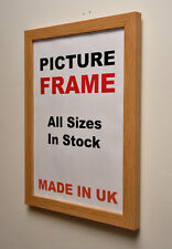 Oak Picture Frame 20 mm wide, All Sizes | Picture Frames | Photo Framing