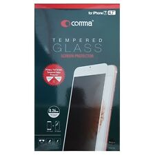"Comma MAX Privacy Series Glass Full Screen Protector for iPhone 7 4.7"" JE"