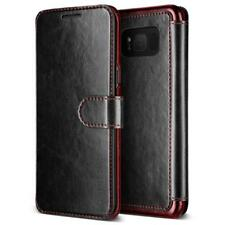 VRS Design Layered Dandy Series PU Leather Wallet Case for Samsung Galaxy S8 JE