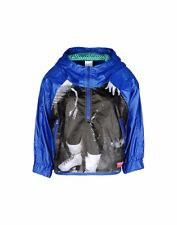 adidas Stella McCartney StellaSport AOP Jacket Sizes 2XS-L Blue RRP £60 BNWT