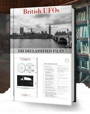 British UFO Files FBI declassified UK Unidentified Flying Objects collection