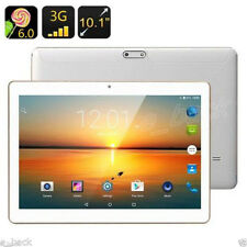 "10"" HD Dual SIM Cámara 3g Quad Core Tablet PC Android 6.0 2GB 16gb Bluetooth"