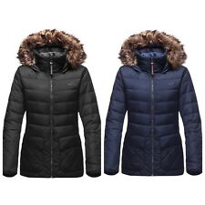 NWT The North Face Women's Nitchie Parka Down Coat Navy or Black Sz XS M L $280