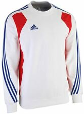Sweat équipe de France Olympique Neuf Différentes Tailles  running Maillot 13,5-