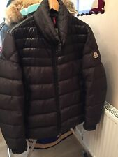 Moncler Coat/ Jacket Puffa / Puffer Down Black Authentic Rrp £725