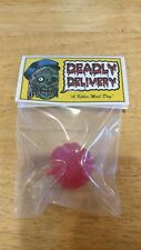 Deadly Delivery Deadly Apple The Last Zectron Retroband Resin Mini Figure Horror