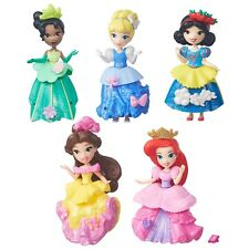 DISNEY PRINCESS LITTLE KINGDOM FASHION CHANGE HASBRO DOLL TOYS