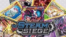 5x to 200x Pokemon Cards Bundle XY: Steam Siege - RARE HOLOS GUARANTEED
