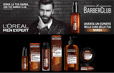 L'Oréal Paris Men Expert Barber Club Kit Barba 3-In-1 Barba-Viso-Capelli