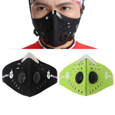 Half Face Mask Anti Dust Pollution Filter for Cycling Motorbike Motorcycle