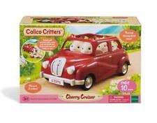 Calico Critters Cherry Cruiser For Caravan Family Camper Kids pretend play set