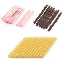 5X(SR 10pcs 100mm x 7mm Adhesive Hot Melt Glue Sticks For Hot Melt Glue Gun Pink
