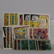 1988 TOPPS PEE WEES PLAYHOUSE SUBSETS AND INSERTS LOT