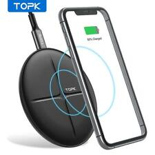 FOR APPLE IPHONE 8 8 Plus Phone X Qi Wireless Charging Charger Plate Receiver