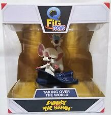 Pinky and the Brain Q-Fig Toons QMx Warner Brothers Figure
