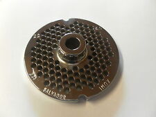 SALVADOR MINCER PLATE FOR SIZE 12 (100% GENUINE) - 2mm to 18mm
