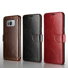 VRS Design Layered Dandy Series PU Leather Wallet Flip Folio Case for LG G6 JE
