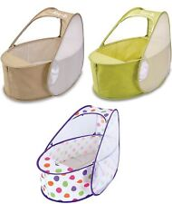Koo-di Pop-Up Travel Bassinette Cot Baby Child Sleeping Travel Accessory BNIB