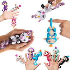 UK SELLER Baby Interactive Monkey Electronic Finger Pet Toy Xmas Gifts
