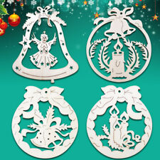 New 40PCS Personalised Christmas Ornament Party Xmas Tree Decoration Bauble Gift