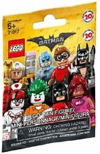 New Genuine Lego Batman Movie Minifigures - Free Postage - Great Xmas Gift