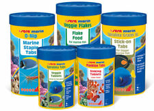 Sera Marin Veggie Flakes  for marine fish 250ml,1000ml