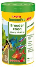 Sera ImmunPro Mini 120g/250ml,540g/1000ml Breeder Food  slowly sinking