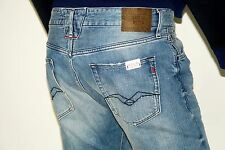 NUOVO - REPLAY LENRICK - Blue Jeans Denim - Regular - diverse misure - WAITOM