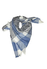 """Women's  Super Soft Houndstooth Pattern Square Scarf """"3411"""""""