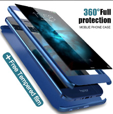 For HUAWEI P8 P9 Lite 2017 P10 Plus P20 Pro Shockproof 360 Degree Case Cover