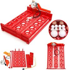 110/220V 15 Chicken Eggs Turner Automatic Quail Bird Poultry Egg Incubator Tray