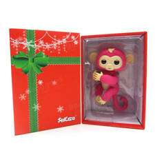 Christmas Finger Baby Interactive Pet Monkey Smart Colorful Induction Toys For