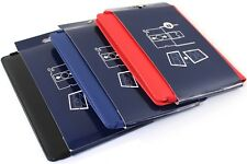 Filofax Metropol Elastic Large Tablet Cover Case -Three Colours Available