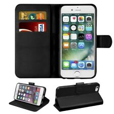 Leather Wallet Case iPhone 7 8 Magnet Slim Shockproof Luxury Card Slots Stand