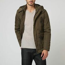 Parka Hombre Doma Verde The Time Of Bocha-513