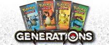5 to 200x Pokemon Cards Bundle XY: Generations RARE HOLOS GUARANTEED