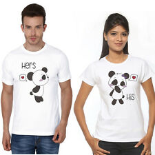 Osiyankart His Her Teddy Couple T Shirt for all hot & sexy Couples