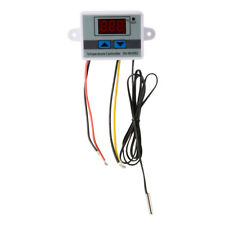 12/24/220V Digital LED Temperature Controller Temp 10A Thermostat Switch Probe