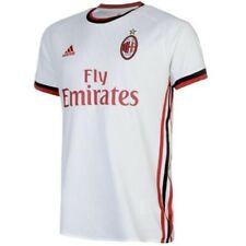 Adidas AC MILAN équipes football away MAILLOT CHEMISE POUR HOMME 2017 2018 neuf