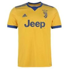 ADIDAS JUVENTUS équipes football away MAILLOT CHEMISE POUR HOMME 2017 2018 neuf