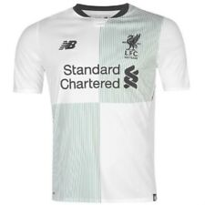 NEW BALANCE Liverpool équipes football away MAILLOT CHEMISE POUR HOMME 2017 2018
