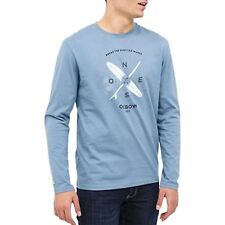 Oxbow - Tarbo - T-shirt manches longues - bleu