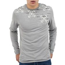 Oxbow - Tonhel - T-shirt manches longues - gris