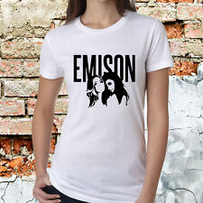 CAMISETA EMISON PRETTY LITTLE MENTIROSOS FAN CLUB NUEVO SERIES 2016 CAMISETA