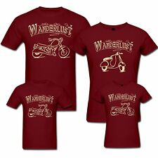 Wanderlust - Family T-shirts - Set Of 4