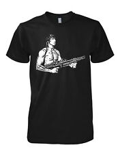 Rambo Inspired Stallone Mens T-shirt unofficial fan T Shirt - Classic Movie Film