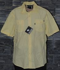 BILLABONG launch Camicia Uomo PALME maniche corte TEMPO LIBERO MARE ESTATE SHIRT
